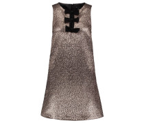 Cocktailkleid / festliches Kleid metallic