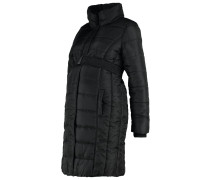 MLQUILTY Wintermantel black