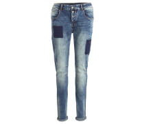 OHIO Jeans Straight Leg dark blue