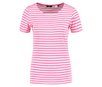 T-Shirt print - bright magenta