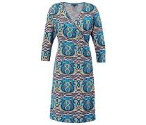 CEZANNE Jerseykleid storm blue