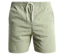 BORIS PERLEY - Shorts - army green
