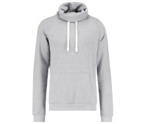 Sweatshirt mottled grey