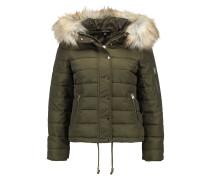 Winterjacke khaki