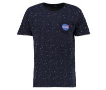 TShirt print rep blue