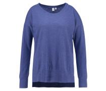 Strickpullover - blue heather