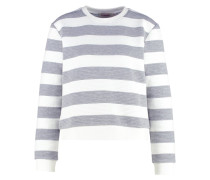 JAN Sweatshirt grey/white