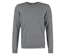 PLAYOFF Strickpullover dark grey heather