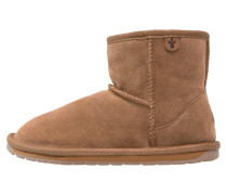 WALLABY Stiefelette chestnut