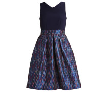 Cocktailkleid / festliches Kleid navy/multi