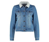 VMTINE Jeansjacke dark blue denim