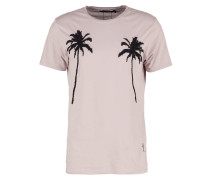 PALM - T-Shirt print - ashes of roses