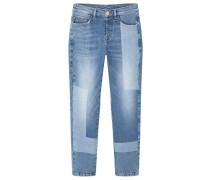Jeans Straight Leg medium blue