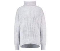 SHAKER - Strickpullover - heather grey