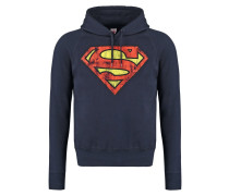 SUPERMAN Sweatshirt navy