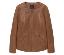 CHELSEY - Lederjacke - leather