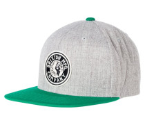 RIVAL - Cap - heather grey/hunter