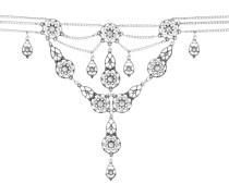 FILLI - Halskette - crystal
