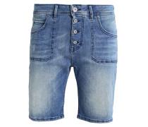 BERMUDA - Jeans Shorts - stone