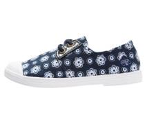 BASIC 02 Sneaker low blue/white