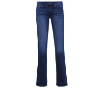 Flared Jeans blown away