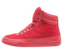 Sneaker high red