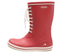 RETRO LIGHT Gummistiefel tomato
