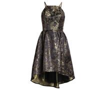 TALLIE Cocktailkleid / festliches Kleid black/gold