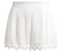 Shorts white allysum