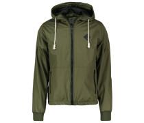 Leichte Jacke dusty green