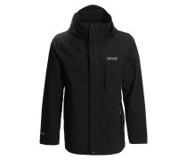 NORTHFIELD III Hardshelljacke black