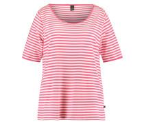 T-Shirt basic - pink tulip