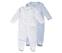 2 PACK Pyjama light blue