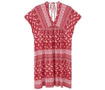 ARIANA Jerseykleid red