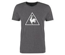 ABRITO TShirt print dark heather grey