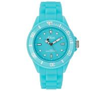 Uhr light blue