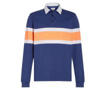Langarmshirt - blue/orange