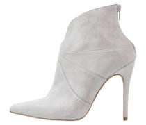High Heel Stiefelette - perla