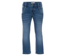 NITALEXI Jeans Straight Leg light blue denim