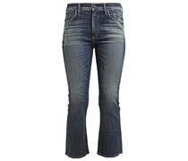 FLEETWOOD Jeans Bootcut blue denim