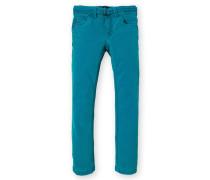 ISLA AUGUSTINA Jeans Straight Leg bleu
