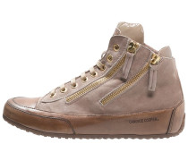 LUCIA Sneaker high taupe