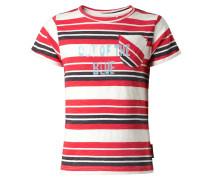 ECHELON - T-Shirt print - tomato red