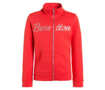 Sweatjacke coralle