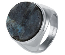 CASTOR Ring silvercoloured