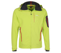 HEWITTS Softshelljacke lime punch