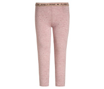 Leggings Hosen rose