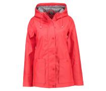 MAC Regenjacke / wasserabweisende Jacke red
