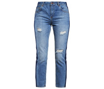 Jeans Straight Leg mid denim