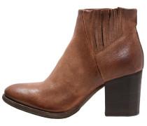 Ankle Boot castagna/testa di moro